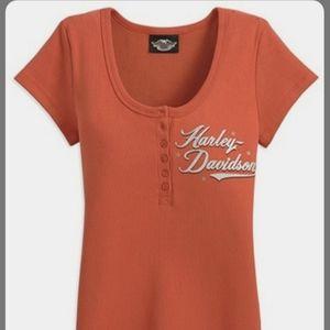 Women's Harley Davidson top